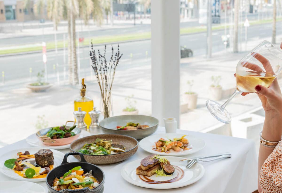 Top Restaurants in Dubai - La Serre Bistro & Boulangerie