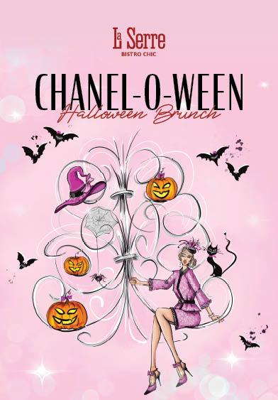 Halloween at La Serre