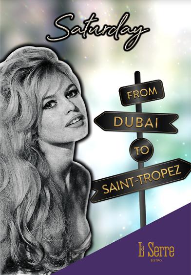 From Dubai to Saint-Tropez