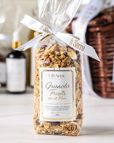 Dried Fruits and Nuts Granola 200g