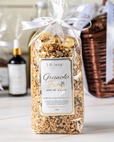 Dried Fruits and Nuts Granola 350g